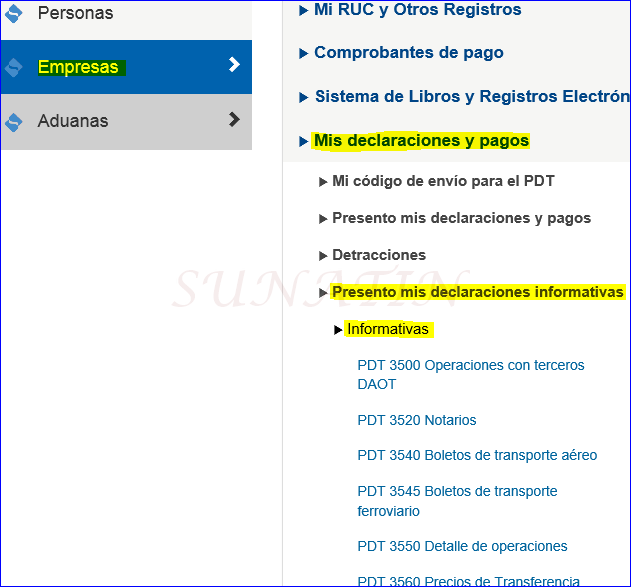 SOL_envio_dj_informativas