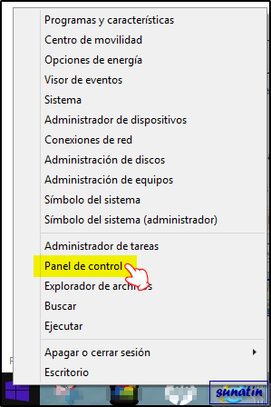 Acceso-Panel-Control-Windows